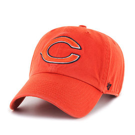 '47 Brand Chicago Bears '47 Orange Clean Up Adjustable Hat