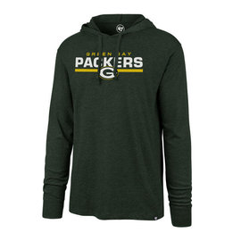 Green Bay Packers Men's End Line Club Hoodie