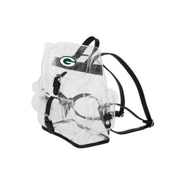 Northwest Green Bay Packers  Clear Backpack