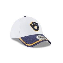 New Era Milwaukee Brewers 39-30 Tinted Trim Hat