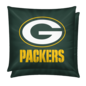 Green Bay Packers Two Pack Decorative Pillows