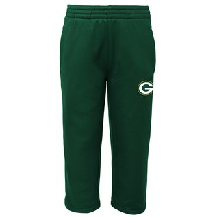 Outerstuff Green Bay Packers Infant Blocker Performance Pants