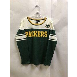 Green Bay Packers Women's Interception Long Sleeve Tee