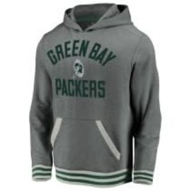 Green Bay Packers Men's Upperclassman Vintage Super Soft Hoodie