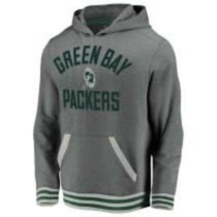 Green Bay Packers Men's Upperclassman Vintage Super Soft Hoodie