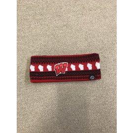 Wisconsin Badgers Carousel Knit Headband