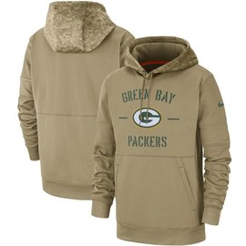 Green Bay Packers Men's 2019 Salute To Service Hoodie