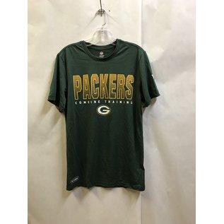 Green Bay Packers Men's Pride Poly Short Sleeve Tee