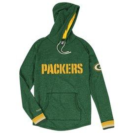 Mitchell & Ness Green Bay Packers Men's Lightweight Hoodie