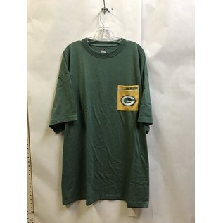 Green Bay Packers Men's Sublimated Pocket Short Sleeve Tee