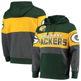 G III Green Bay Packers Men's Special Team Pullover Hoodie