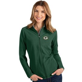 Green Bay Packers Women's Glacier Full Zip Light Jacket
