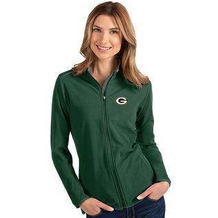 Green Bay Packers Women's Glacier Full Zip Light Jacket