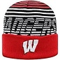 Wisconsin Badgers Array Cuffed Knit Hat