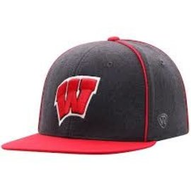 Wisconsin Badgers Youth Stable Adjustable Hat