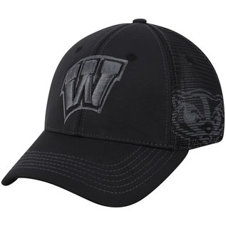 Wisconsin Badgers Nightfall One Fit Hat