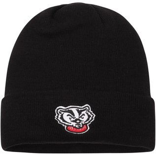 Wisconsin Badgers Youth Cuff Knit Hat