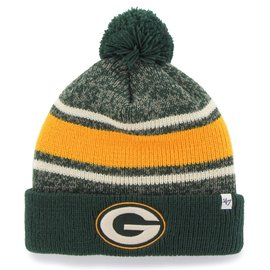 '47 Brand Green Bay Packers Fairfax Cuffed Knit Hat