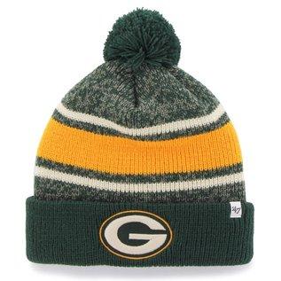 '47 Brand Green Bay Packers Fairfax Cuffed Knit Hat