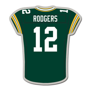 Gift Pro Green Bay Packers Aaron Rodgers Jersey Pin