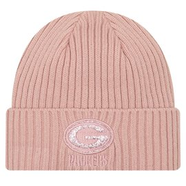 Green Bay Packers Women's Team Glisten Pink Rouge Knit Hat