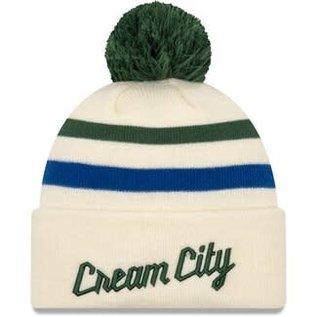 Milwaukee Bucks 2019 City Series Knit Hat
