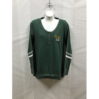 Green Bay Packers Women's Contend Long Sleeve Tee