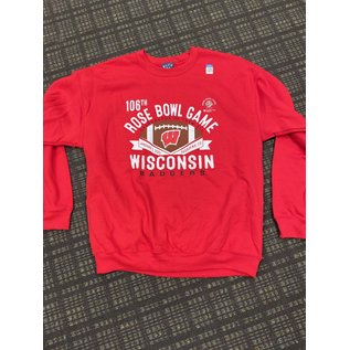Wisconsin Badgers Men's 2019 Rose Bowl Sweatshirt
