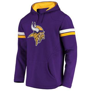 Fanatics Minnesota Vikings Men's Red Zone Hoodie