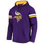 Minnesota Vikings Men's Red Zone Hoodie