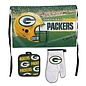 WinCraft, Inc. Green Bay Packers Deluxe Barbeque Set