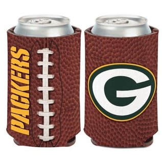 Majestic Green Bay Packers Football Can Cooler