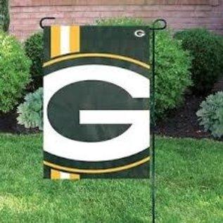 Green Bay Packers Bold Logo Garden Flag