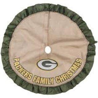 Green Bay Packers Tree Skirt