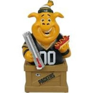 Forever Collectibles Green Bay Packers Caricature Piggy Bank