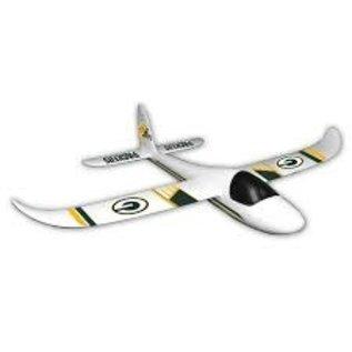 Fremont Die Green Bay Packers Foam Glider Airplane