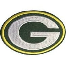 Green Bay Packers Large Patch (13.5 x 9)