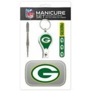 Green Bay Packers Manicure Set