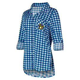 Milwaukee Brewers Women's Wanderer Nightshirt