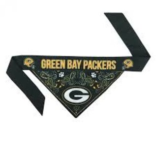 Green Bay Packers Pet Bandana