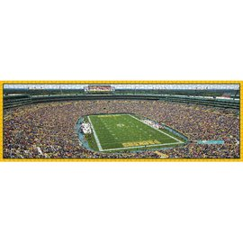 Green Bay Packers Panoramic 1000 Piece Puzzle
