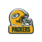 "Green Bay Packers 3"" Football Helmet Magnet"