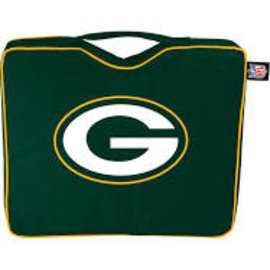 Jarden Green Bay Packers Bleacher Cushion