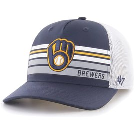 '47 Brand Milwaukee Brewers 47 Altitude MVP DU Adjustable Hat