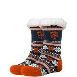 Chicago Bears Footy Slippers