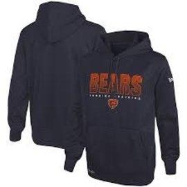 Chicago Bears Men's Pride Performance Hoodie