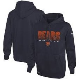 New Era Chicago Bears Men's Pride Performance Hoodie