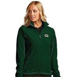 Antigua Green Bay Packers Women's Ice Jacket