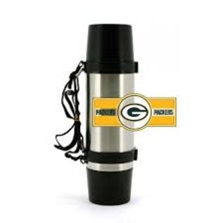 Duck House Green Bay Packers  32oz Stainless Steel Super Thermos