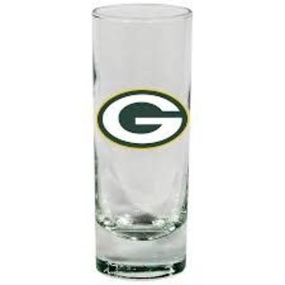 Green Bay Packers Straight Cordial Shot Glass